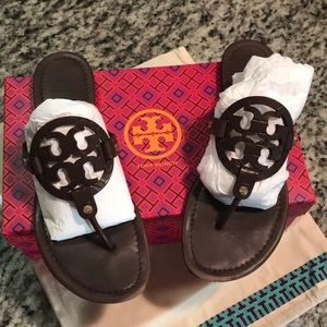 b6a01598f2bad Tory Burch Shoes - Preowned 💕Tory Burch Miller Sandals💕Size 10.5